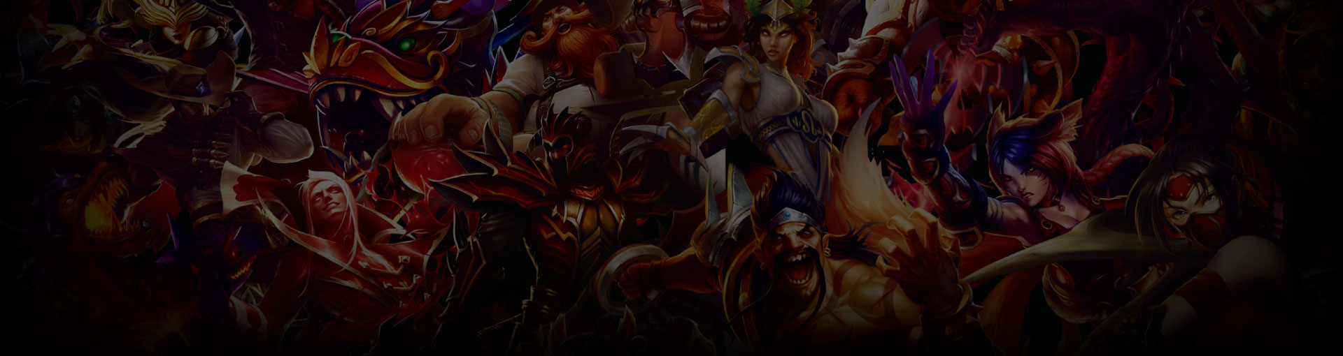 League of Legends Background